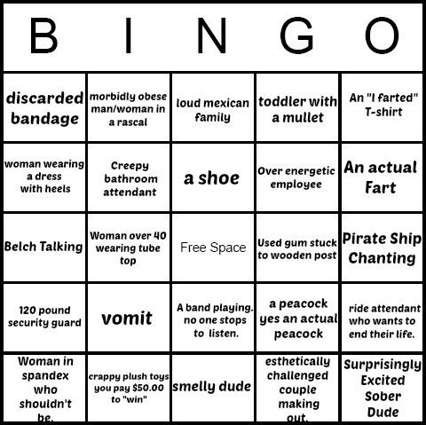 canobie bingo